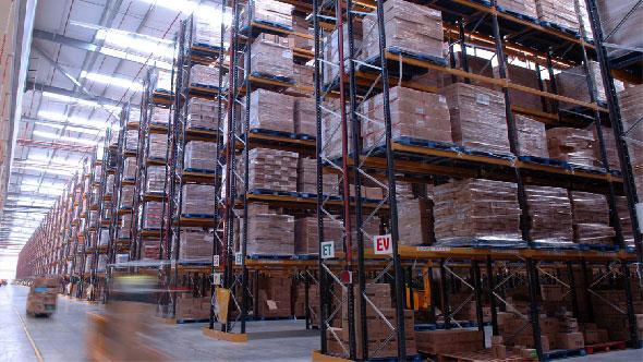 Narrow Aisle Racking Storage Pallet Racking New Age